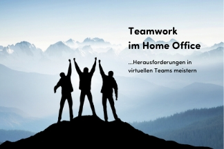 Tips for teamwork in the home office from luckycloud
