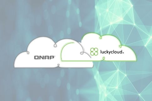 Best of Cloud: luckycloud and QNAP start cooperation in Hybrid Cloud